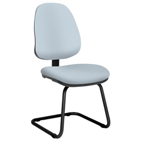 Elite Team Plus Upholstered Cantilever Meeting Chair