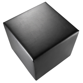 Connection Cubix Upholstered Square Stool