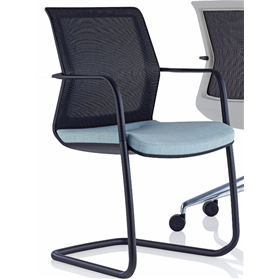 Orangebox Workday Cantilever Meeting Chair QUICK SHIP