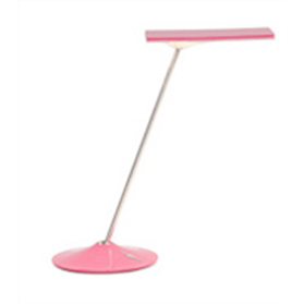 Humanscale Horizon LED Task Light, Dusk Pink
