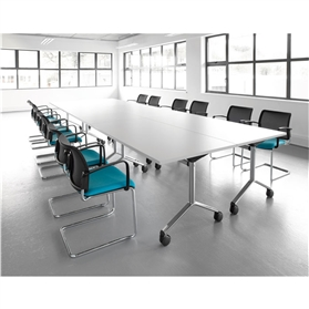 Verco Visual Tilt Top Rectangular Table