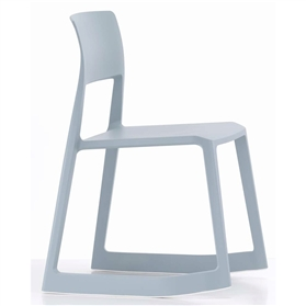 Vitra Tip Ton Chair, Ice Grey (23)