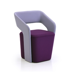 Verco Wait Tub Chair