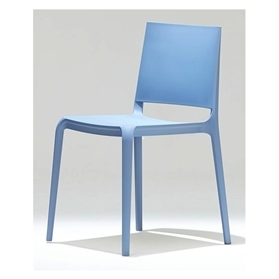 Allermuir Tonina 100% Recyclable Stacking Chair without Arms