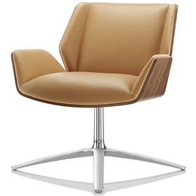 Boss Design Kruze Lounge Chair Low Back