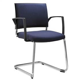 Dauphin My-self Cantilever Visitor Chair