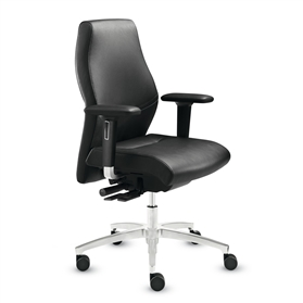 Dauphin Shape Executive Office Chair