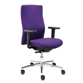 Dauphin Sim-o Operator High Back Office Chair