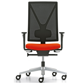 Girsberger Yanos Mesh Back Chair