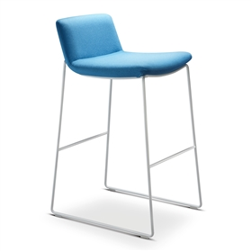 Connection Swoosh Stool
