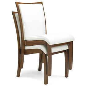 Hands Change Wooden Dining & Meeting Chair