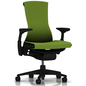 Herman Miller Embody Balance, Green Apple