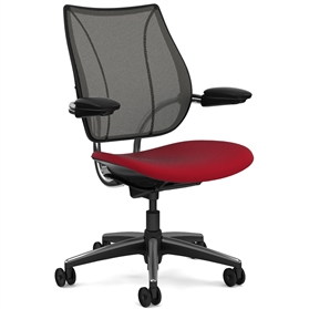 humanscale liberty mesh swivel office chair
