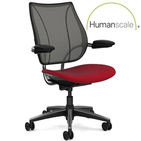 humanscale liberty mesh office chairs from office chairs uk