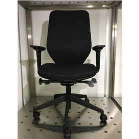 Orangebox Joy Occupational Health Chair Black Edition