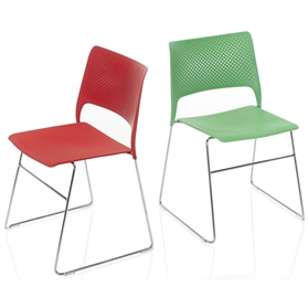 Orangebox CORS Nylon Seat Chair