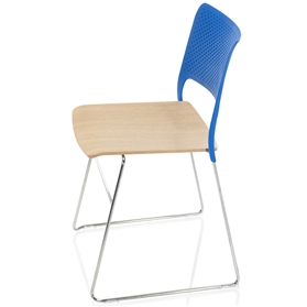 Orangebox CORS Showood Seat Nylon Chair