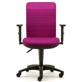 Pledge Air Ribbed Back Office Chair