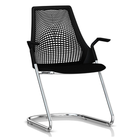 Herman Miller Sayl Visitor Chair (DESIGN YOUR OWN)