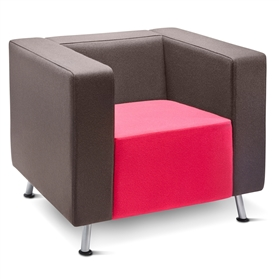 Connection Blok Armchair