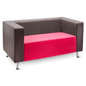 Connection Blok Two Seat Sofa