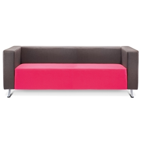 Connection Blok Three Seat Sofa