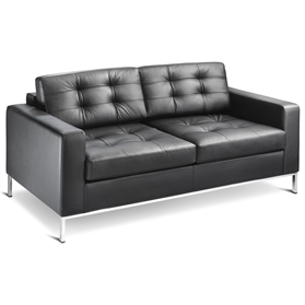 Connection Check Two Seat Sofa