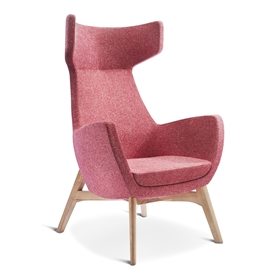 Connection Mae High Back Armchair