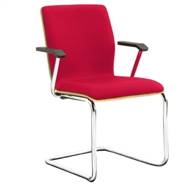 Verco Profile Cantilever Visitor Chair