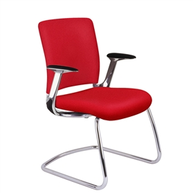 Verco V Smart Visitor Cantilever Chair