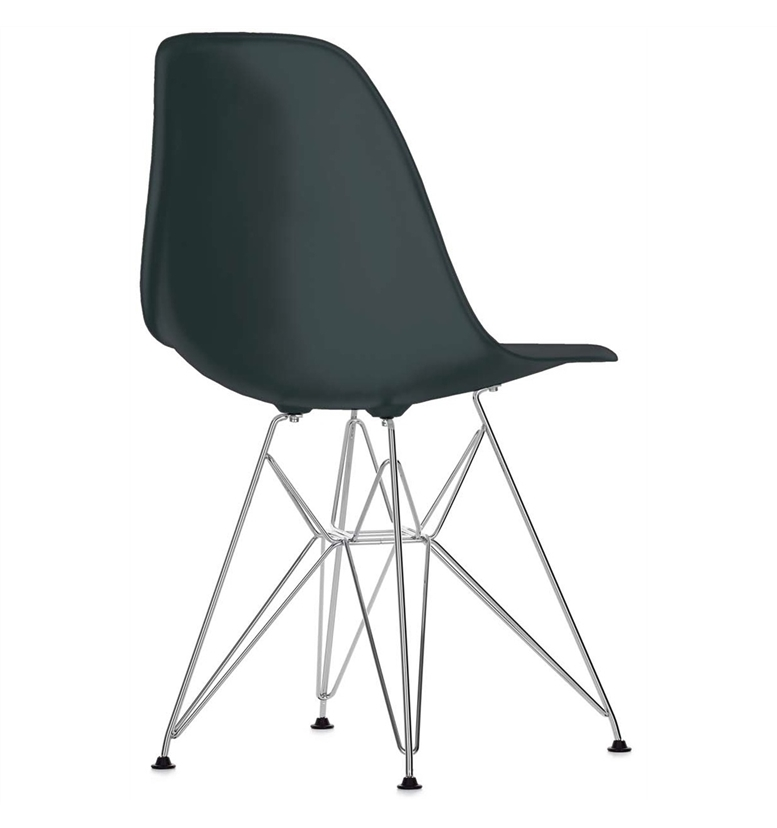 vitra eames dsr chair black. Black Bedroom Furniture Sets. Home Design Ideas