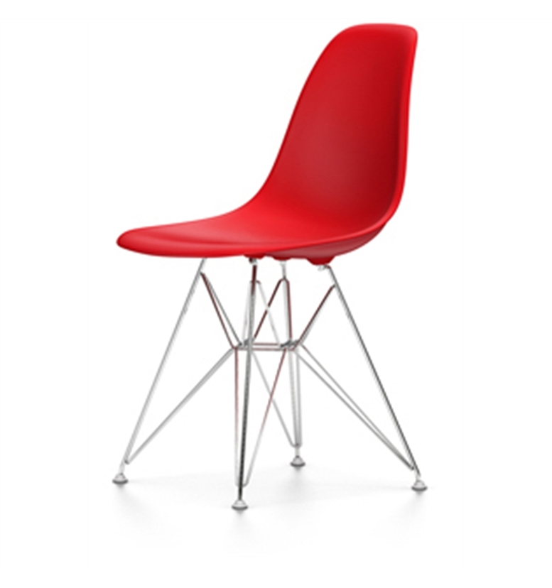 vitra eames dsr chair classic red. Black Bedroom Furniture Sets. Home Design Ideas