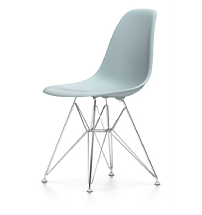 Vitra eames dsr chair ice grey for Eames chair nachbau england