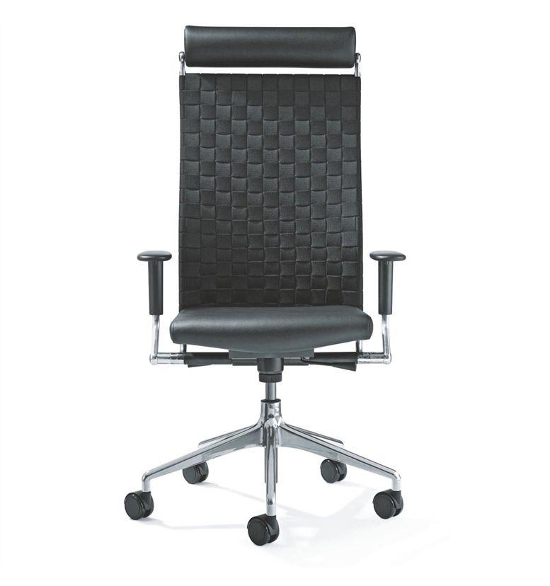 Girsberger Corpo High Back Office Chair with Headrest