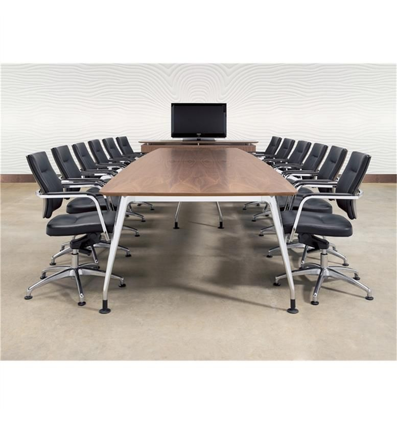 verco dna boardroom table office chairs uk