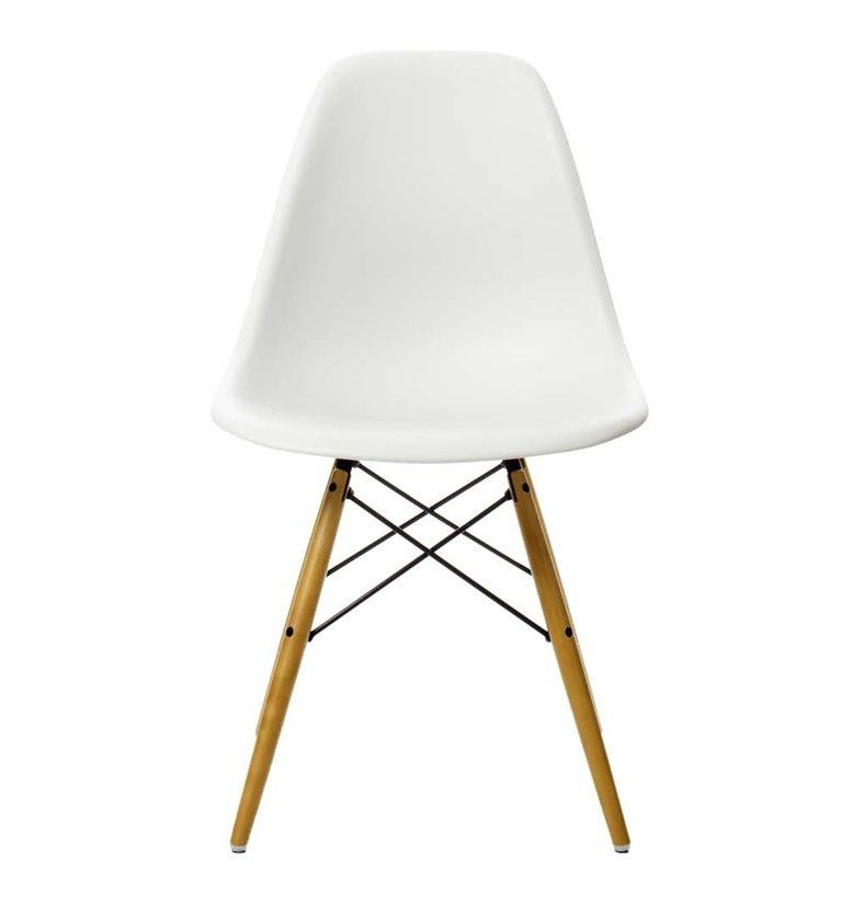 Vitra Eames DSW Chair White