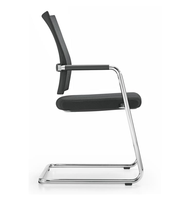 Girsberger Diagon Cantilever Chair