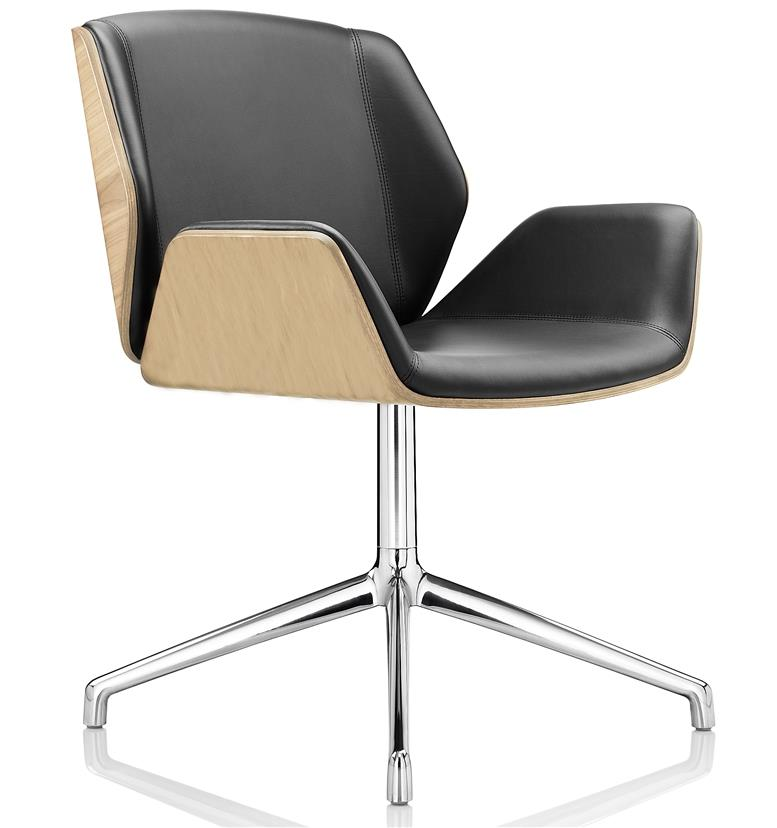 Boss Design Kruze Leather Chair