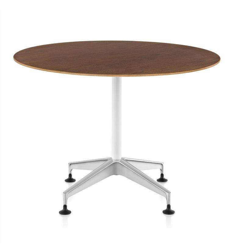 Herman Miller Setu Table Walnut