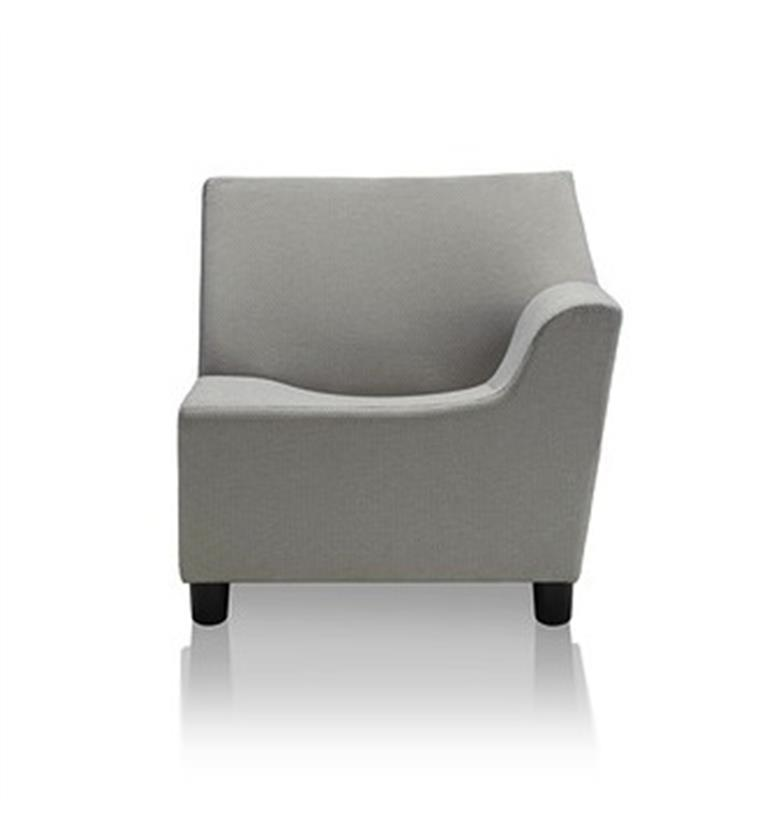 Herman Miller Swoop Left Armchair