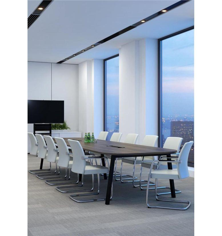 Elite Linnea Double D Ended Conference Table