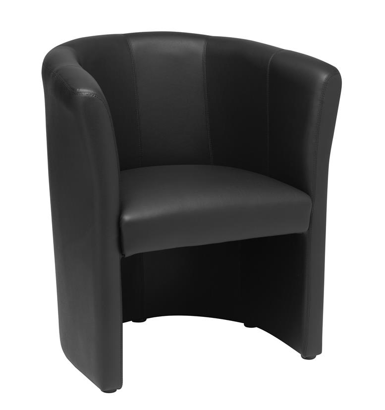 Elite Nero One Seater Tub Chair
