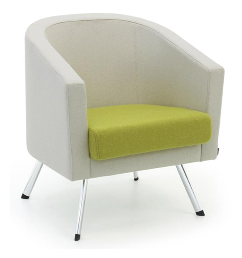 Verco Roma Four Legged Tub Chair