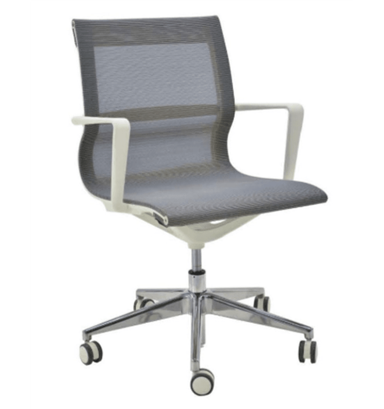 Verco Flux medium back office chair mesh