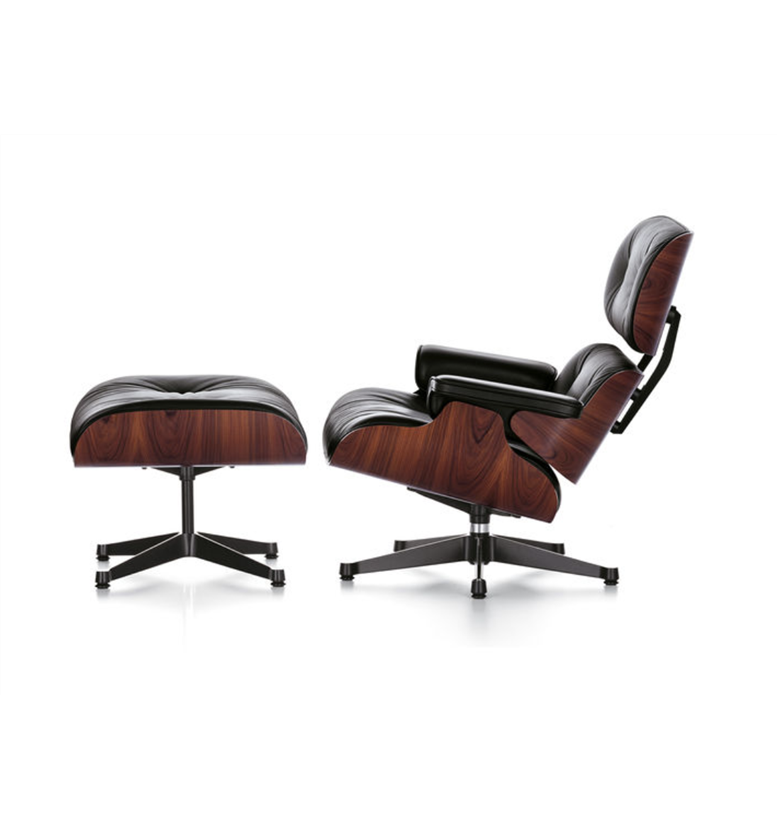 Sensational Vitra Lounge Chair And Ottoman By Charles Ray Eames Gmtry Best Dining Table And Chair Ideas Images Gmtryco