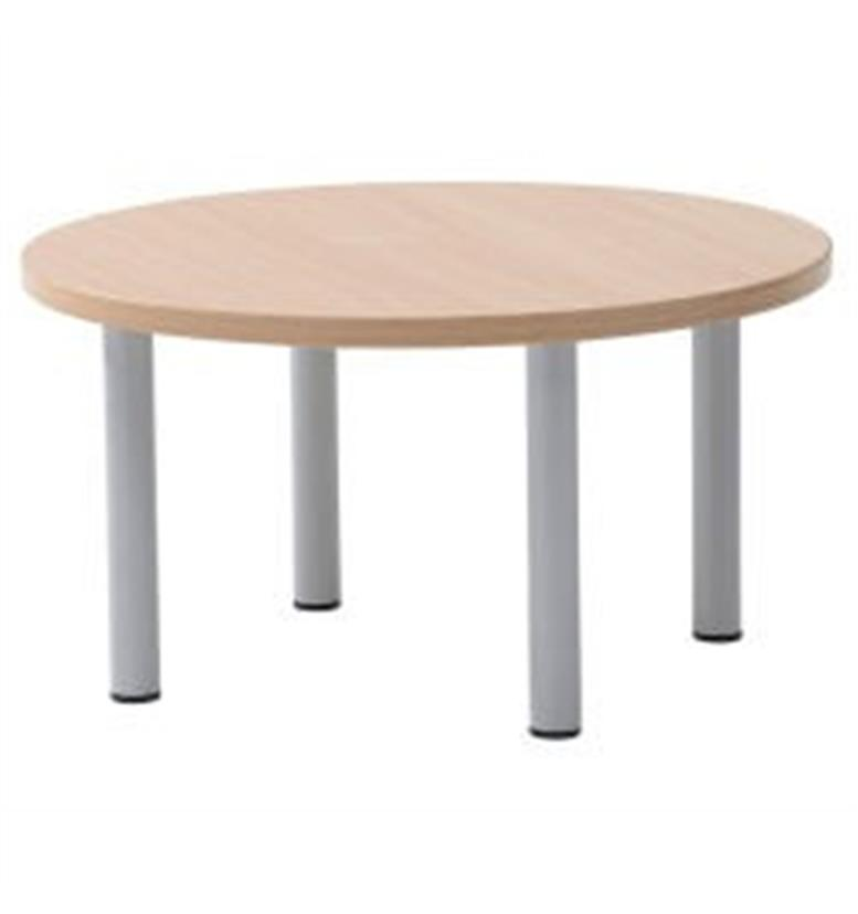 Verco Plaza Round Wood Coffee Table