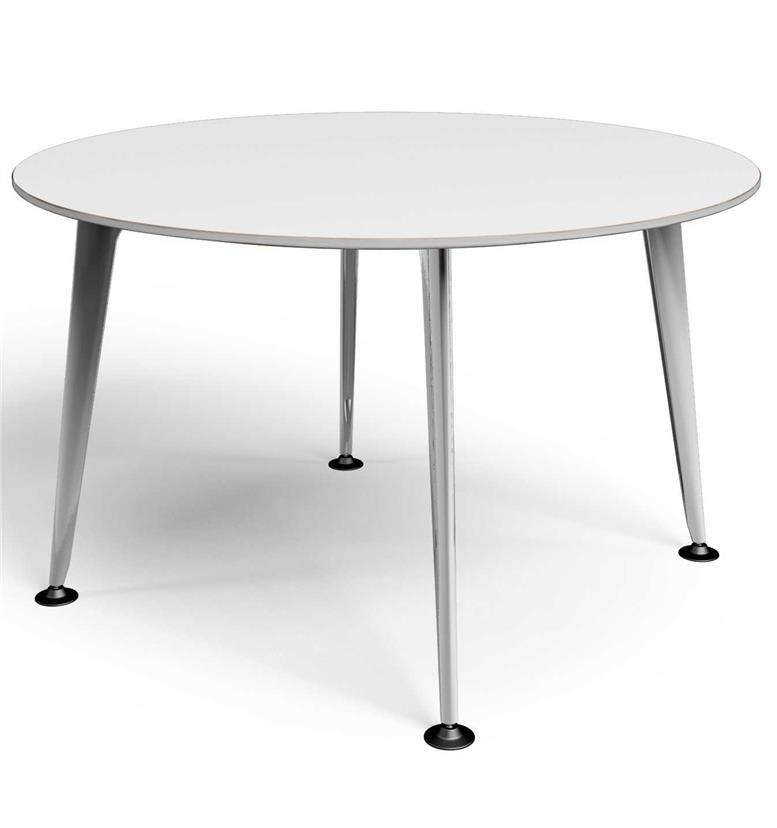 Boss Design Circular Laminate meeting table