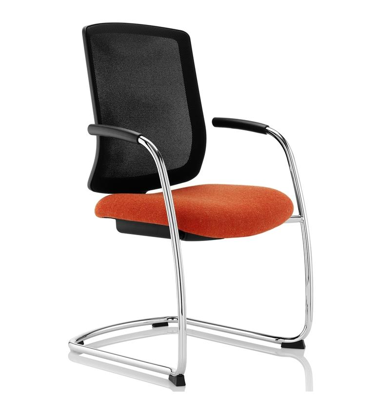 Boss Design Vite Visitor Chair Front Side