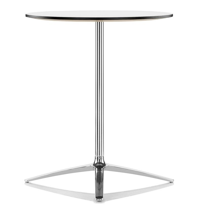 Boss Design Axis White High Table