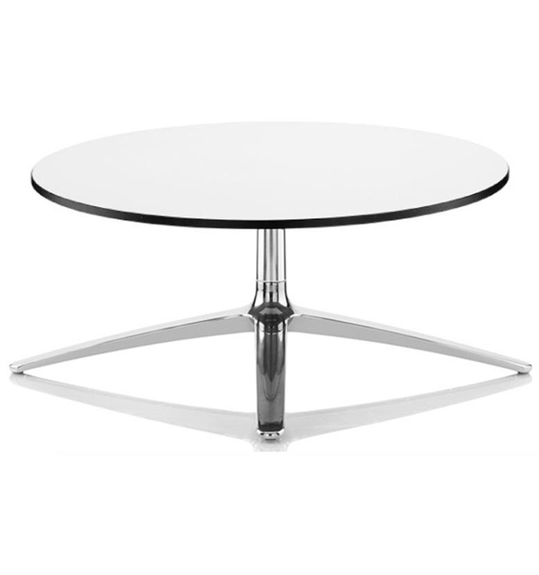 Boss Design Axis White Coffee Table
